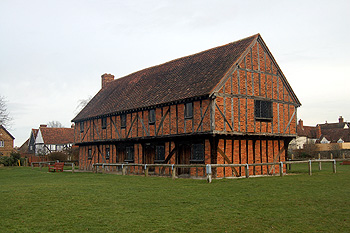 Elstow Moot Hall February 2012